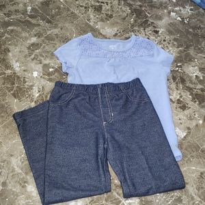 Carter's 🎯 Girl's 4T Outfit